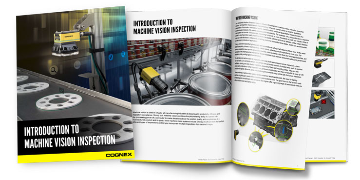 Introduction to Machine Vision Inspection Whitepaper