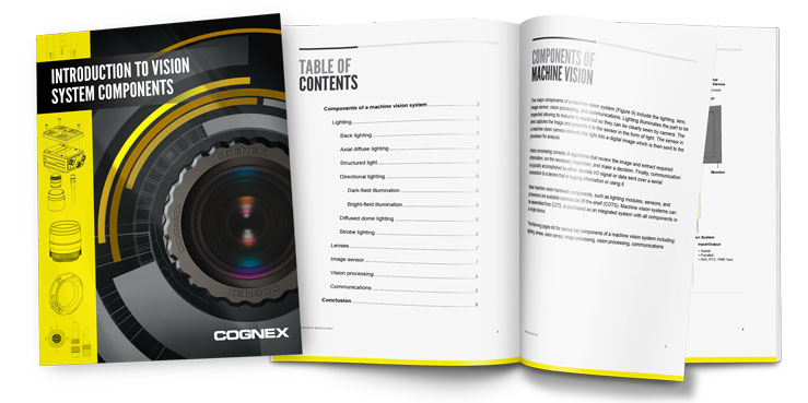 Introduction to Vision System Components Whitepaper