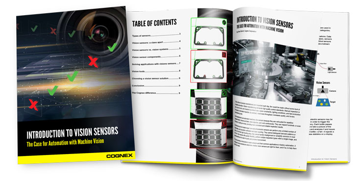 Introduction to Vision Sensors Whitepaper