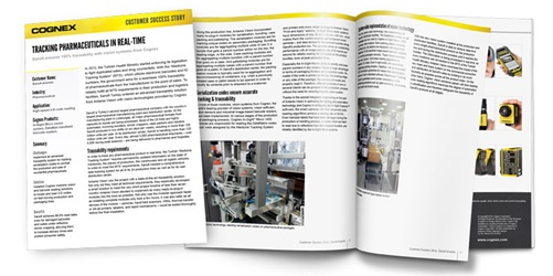 Cognex Solutions Track Pharmaceuticals in Real-Time Whitepaper