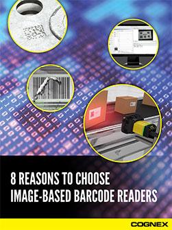 8 Reasons to Choose Image-Based Barcode Readers