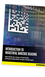 Introduction to Industrial Barcode Reading Guide