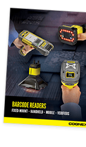 Cognex Barcode Readers Product Guide
