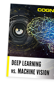Machine Vision vs Deep Learning Spotlight