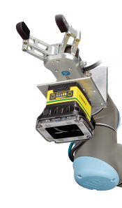 insight 7000 machine vision guided robotic arm