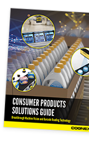 Consumer Products Solutions Guide