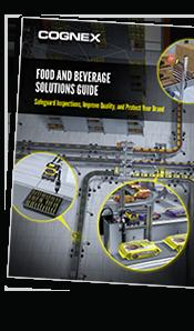 Broschüre Lösungen für Lebensmittel und Getränke