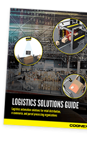 Logistics Solutions Guide Cover