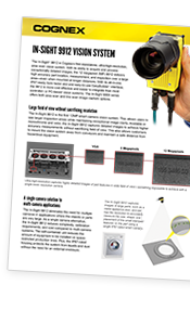 In-Sight 9000 Datasheet pdf preview