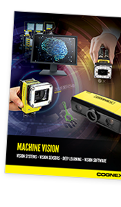 Cognex Machine Vision Guide Cover