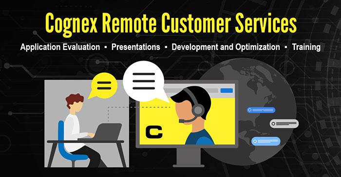 Cognex RemoteCustomer Services