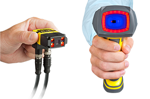 dataman fixed mount and handheld versions