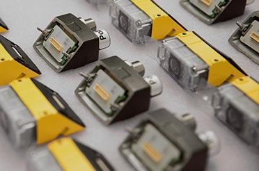 disassembled dataman barcode readers