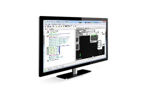 Cognex Designer on screen