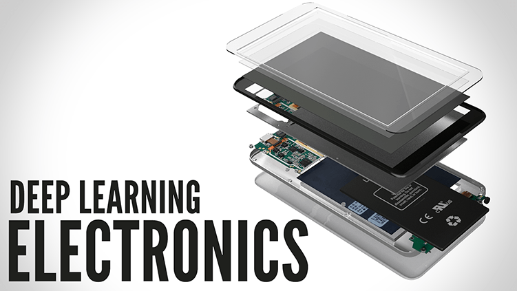 Deep Learning Electronics Video Preview