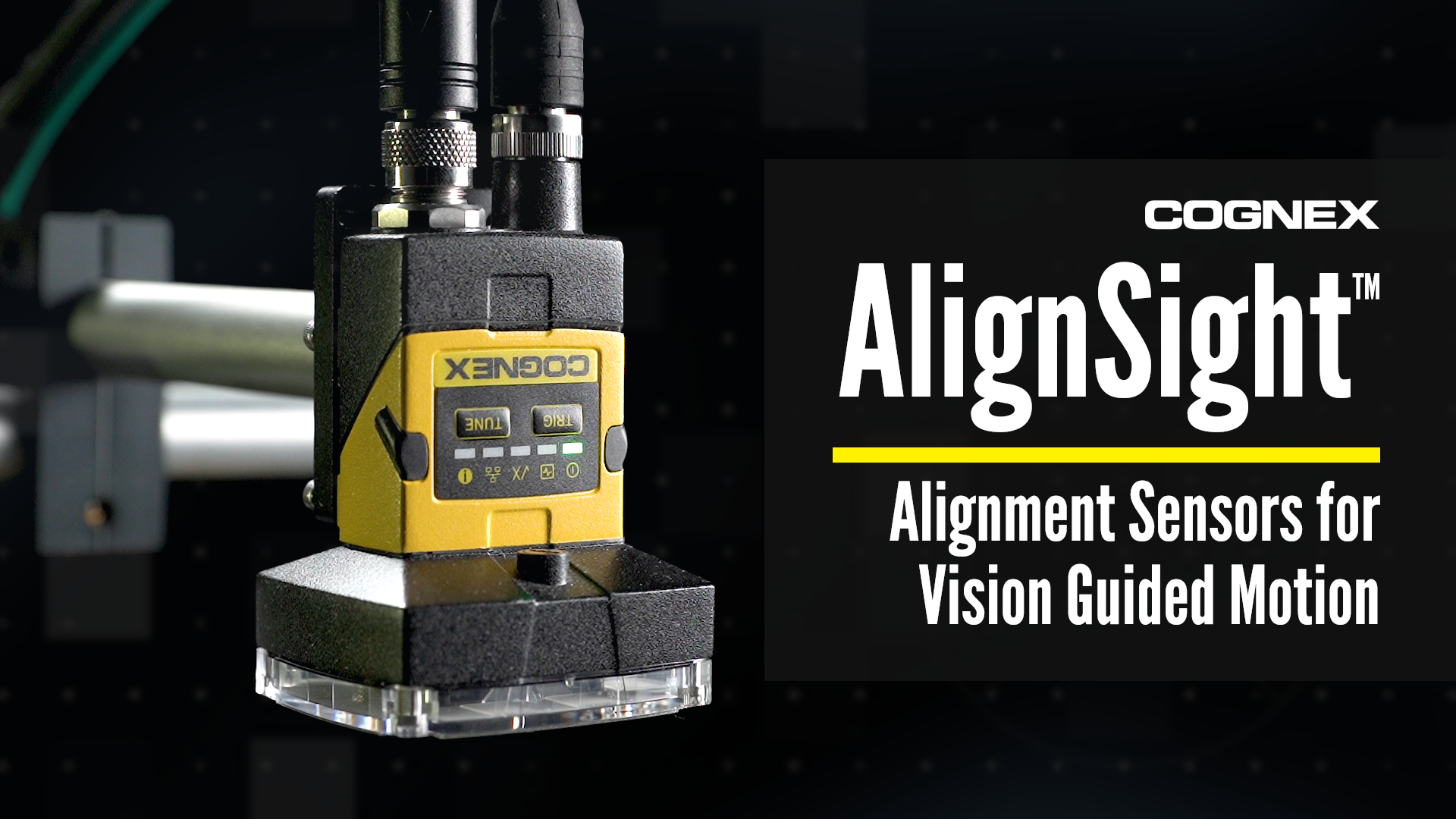 AlignSight Alignment Sensor