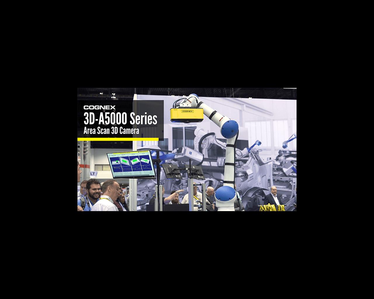 3D-A1000 Trade Show Demo