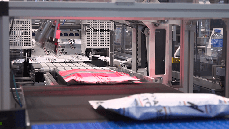 Automated Packaging and Ecommerce Fulfillment with Accutech Packaging