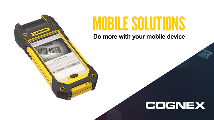 Cognex Mobile Solutions