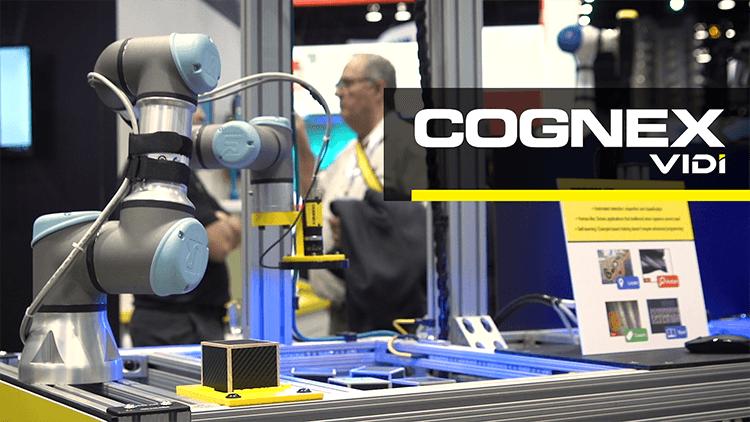Cognex ViDi Trade Show Demo