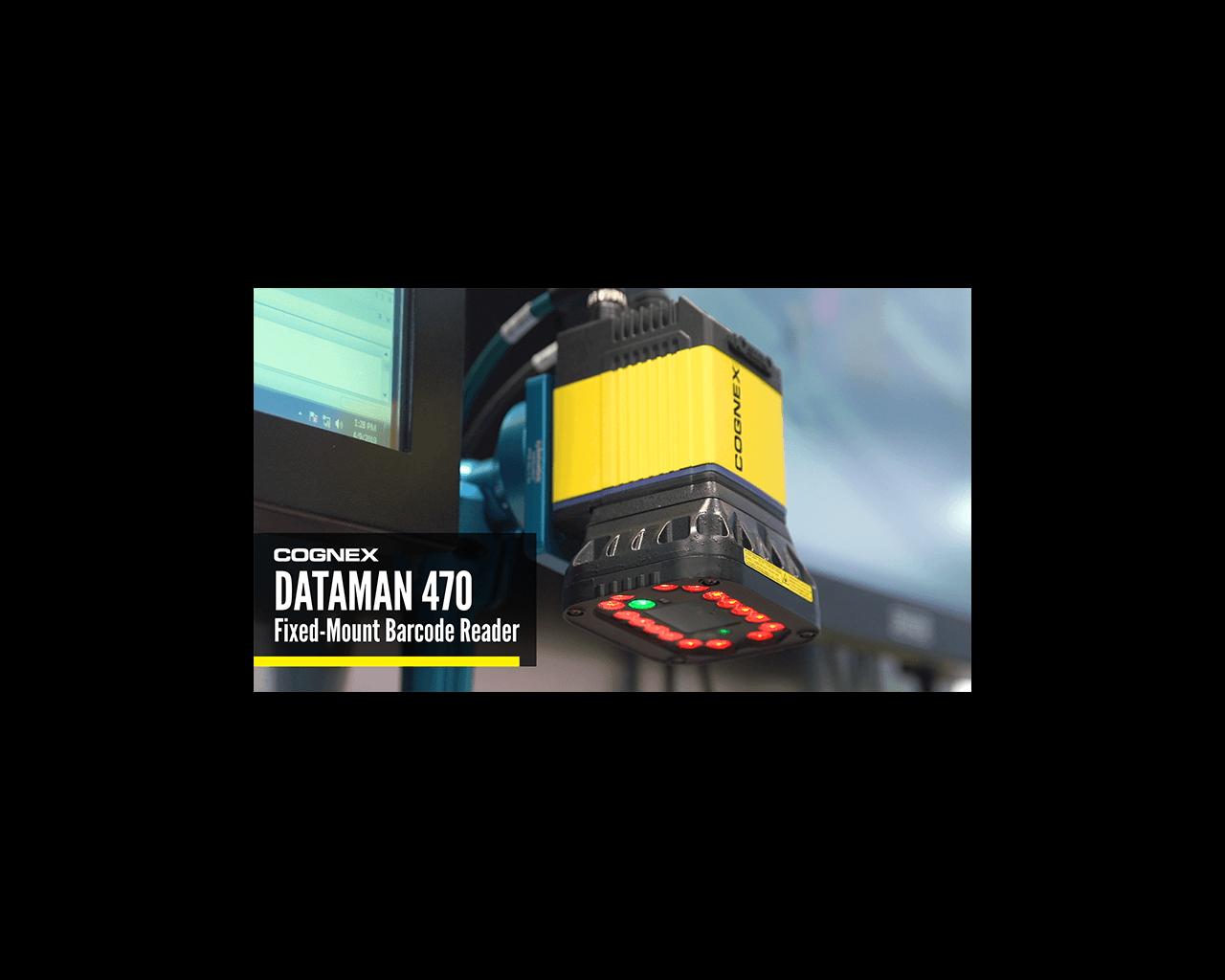 DataMan 470 Trade Show Demo