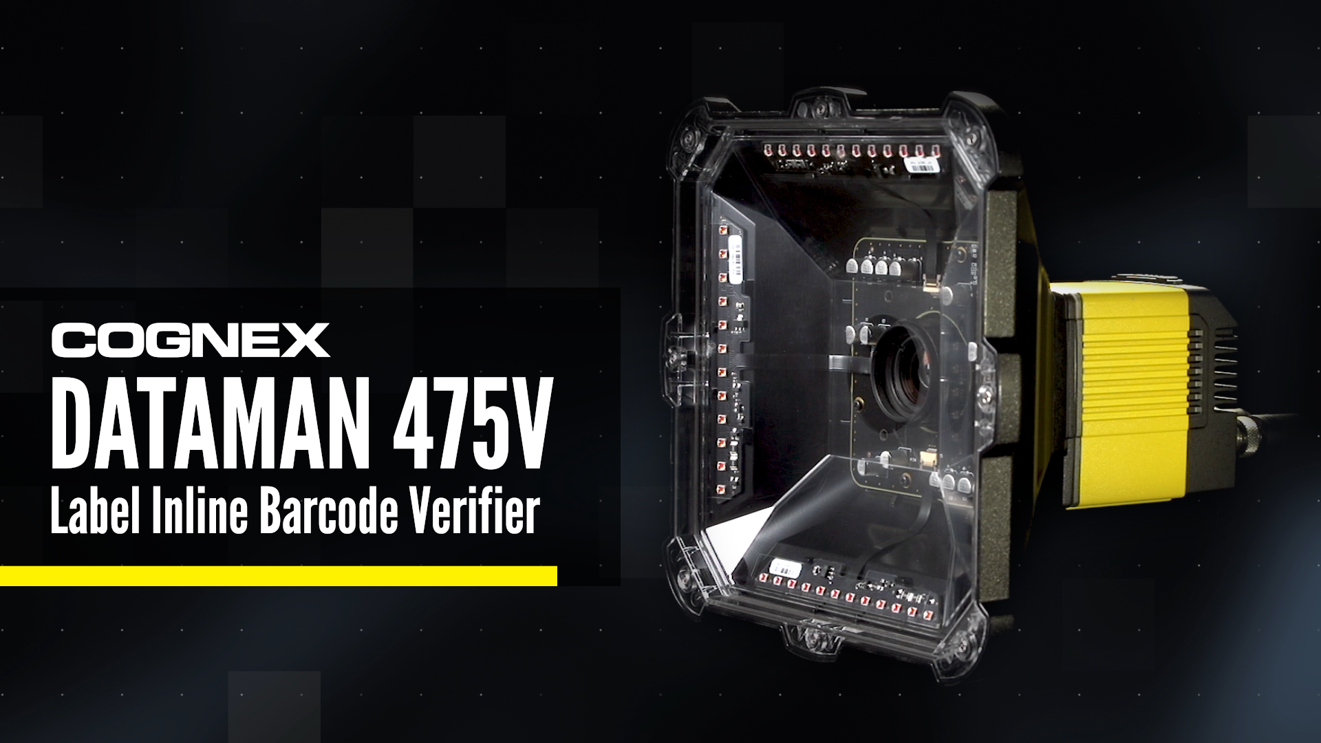DataMan 475V Product Overview