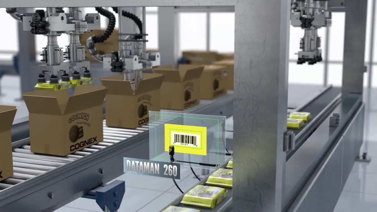 DataMan Barcode Readers Optimize Traceability