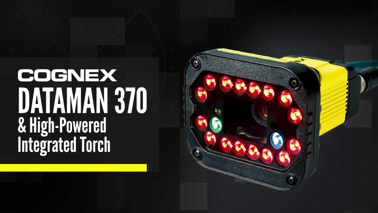 DataMan 370 with High Powered Integrated Torch