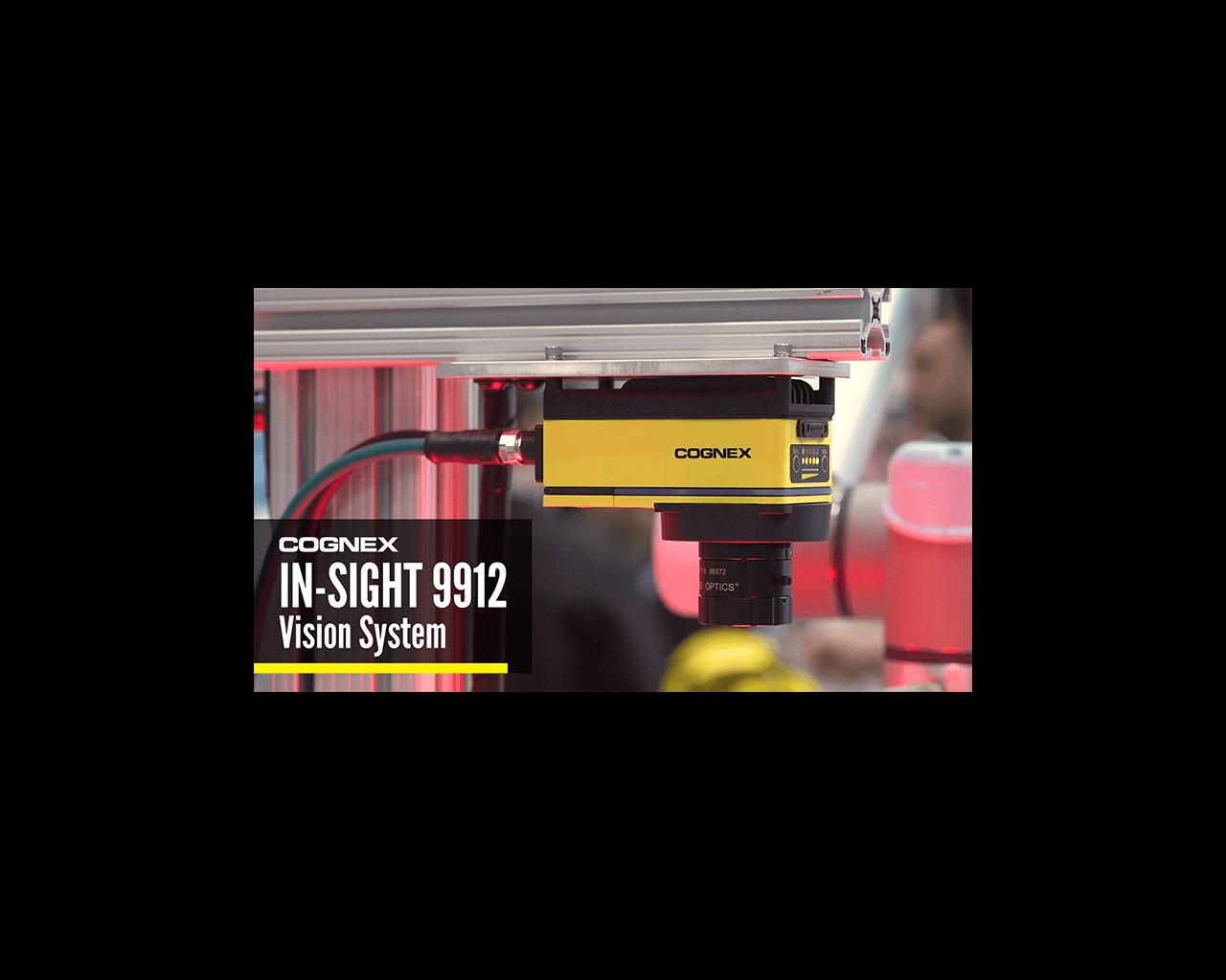In-Sight 9912 Trade Show Demo