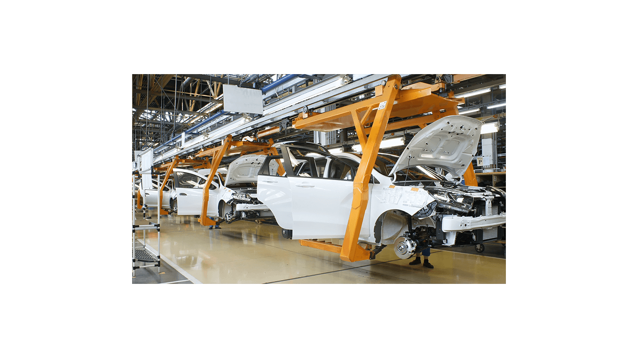 Machine Vision and EV Battery Manufacturing